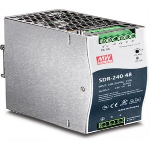DIN RAIL POWER SUPPLY (INDUSTRIAL)