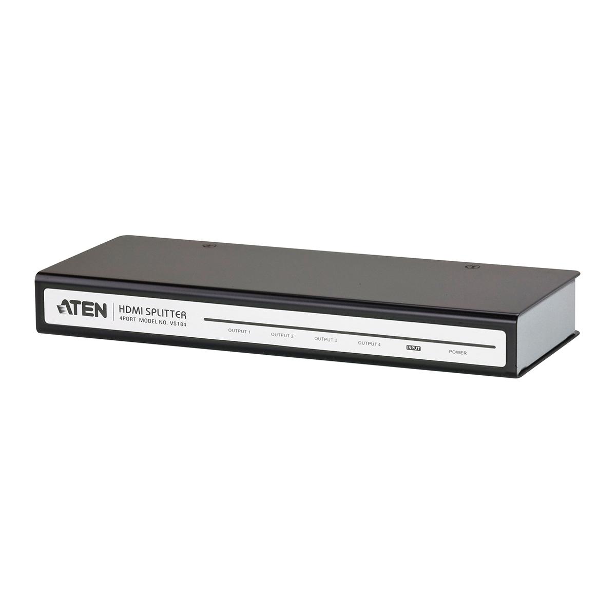 VS184A 4-port HDMI Splitter  Ultra HD 4K x 2K