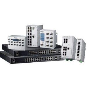 JetNet – Industrial Ethernet Switch